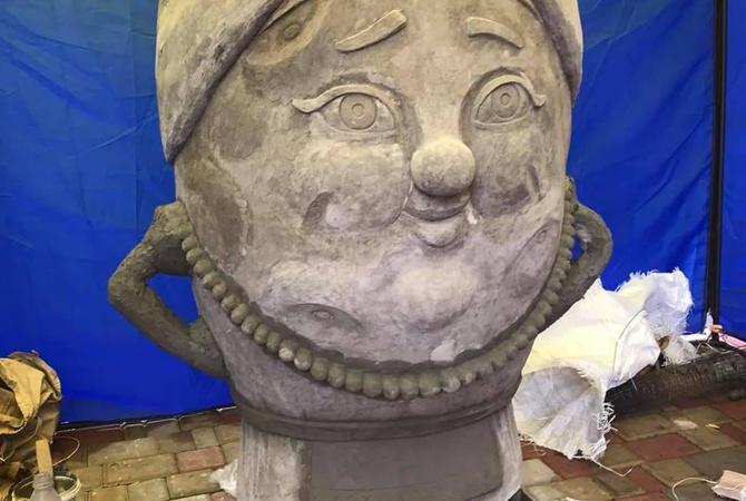 В Овруче установят самую красивую скульптуру картошки в мире