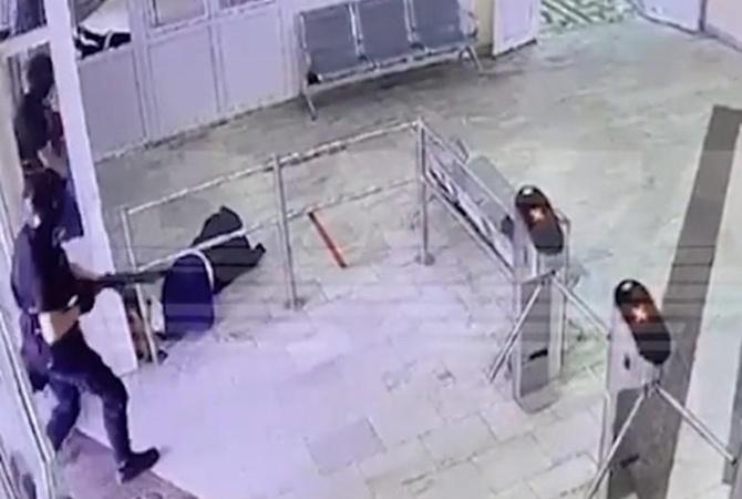 Стрелок из Пермского университета: Курильщики отправятся на тот свет первыми [фото, видео]