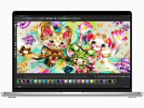 Apple представила новый MacBook Pro и AirPods 3